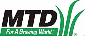 MTD Genuine Part 951-14767 Cap-Fuel W/Tether Vented N OEM Part for Troy-Bilt Cub-Cadet Craftsman Bolens Remington Ryobi Yardman Yard-Machine Whit