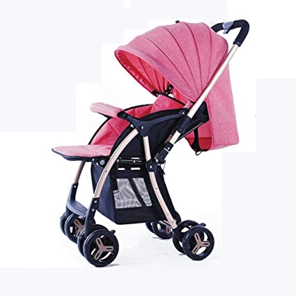 Olydmsky Carro Bebe,Cochecito de bebé Doble vía de Aluminio Ligero y ...