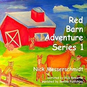 The Red Barn Adventure Series 1: Books 1 - 5 Audiobook