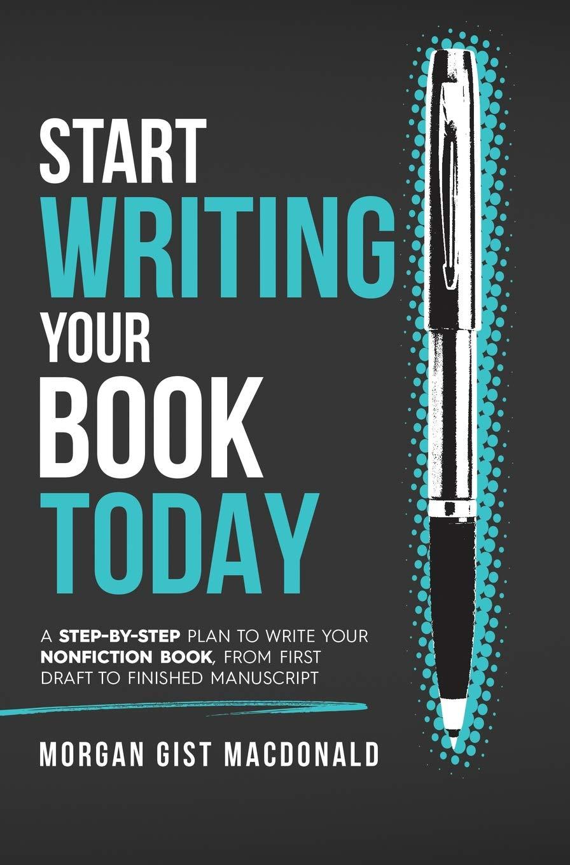 i want to write a book where do i start