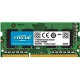 Crucial 8GB Single DDR3L 1866 MT/s (PC3-14900) SODIMM 204-Pin Memory for Mac - CT8G3S186DM
