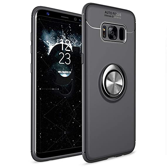 brand new 0ad30 74f5a Amazon.com: Avalri for Samsung Galaxy S8 Case, Thin Soft Full ...