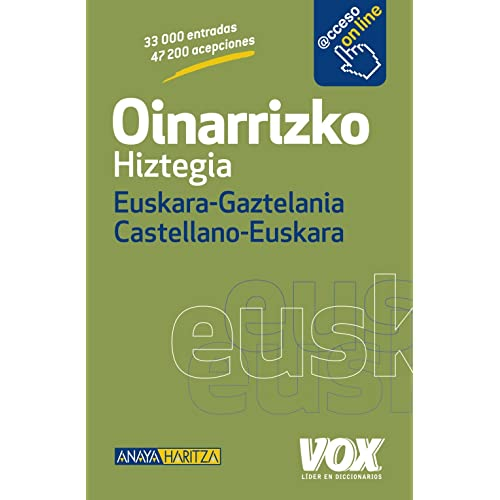 Diccionarios de Euskera: Amazon.es