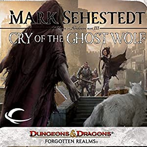 Cry of the Ghost Wolf Audiobook