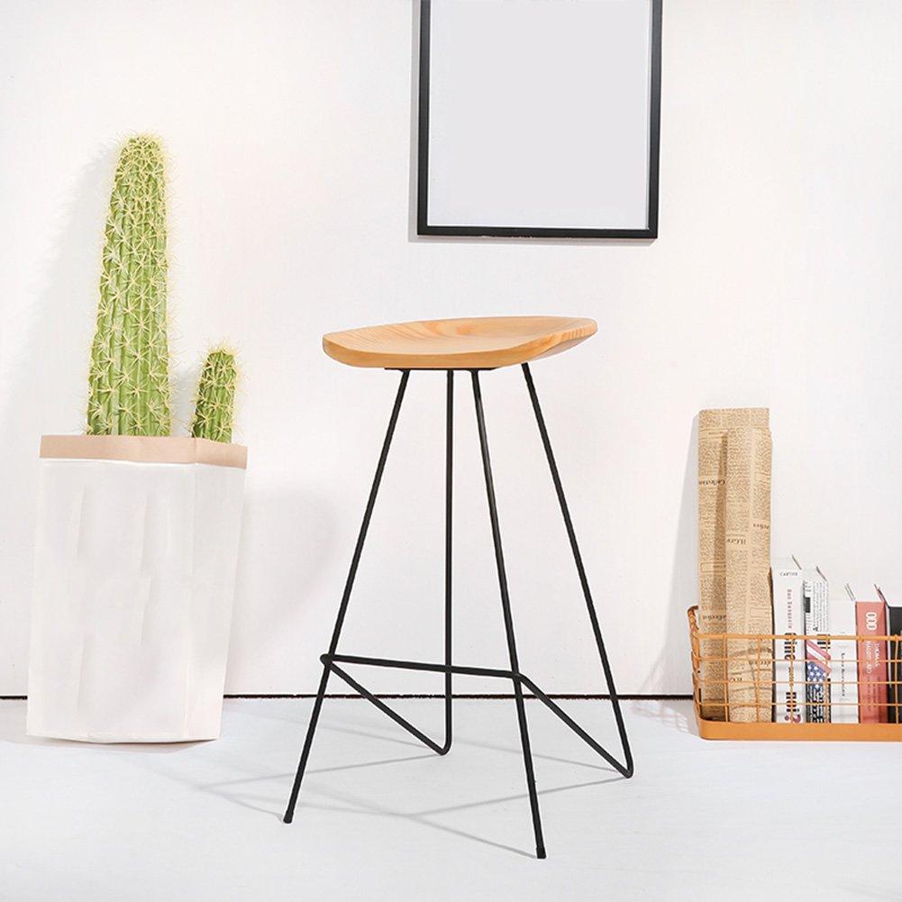 Fantastic Amazon Com Jcrnjsb Bar Stool Bar Simple Iron High Stool Lamtechconsult Wood Chair Design Ideas Lamtechconsultcom