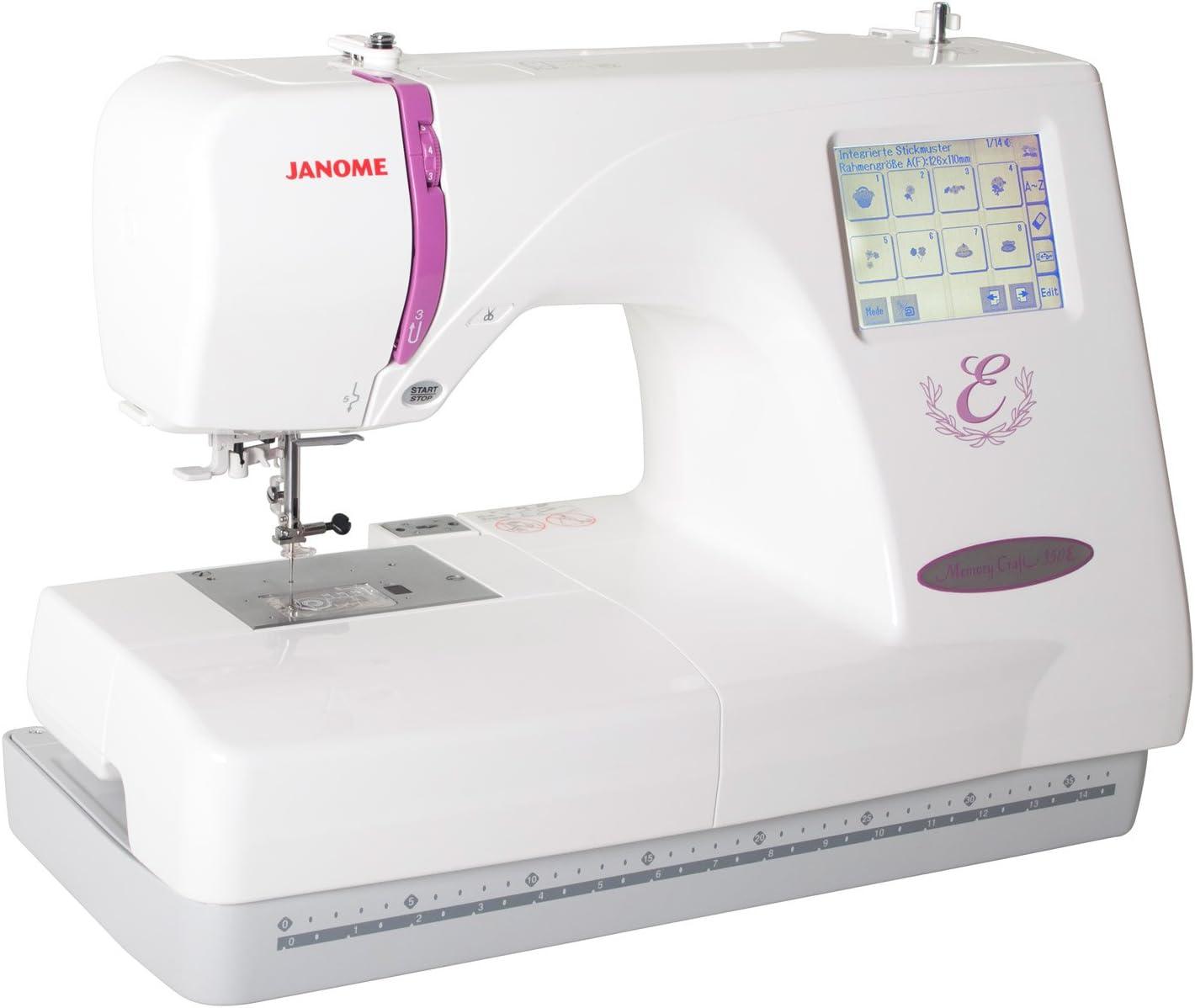 Janome MC350E - Máquina de Coser: Amazon.es: Hogar