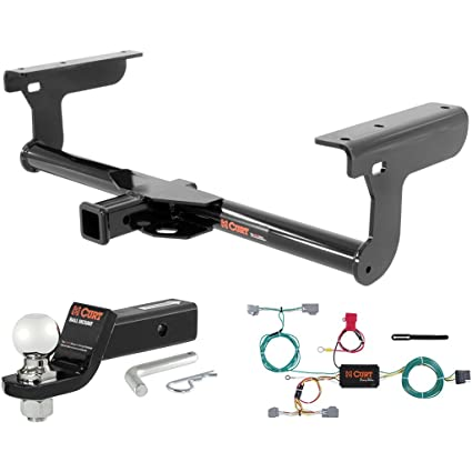 Amazon.com: CURT Cl 3 Trailer Hitch Tow Package with 2-5 ... on grand cherokee trailer wiring, explorer trailer wiring, touareg trailer wiring, xterra trailer wiring, frontier trailer wiring, ram 1500 trailer wiring, envoy trailer wiring, tundra trailer wiring, sx4 trailer wiring, pilot trailer wiring, prius trailer wiring, outback trailer wiring, rx 350 trailer wiring, fj cruiser trailer wiring, accord trailer wiring, xc70 trailer wiring, impala trailer wiring, pathfinder trailer wiring, liberty trailer wiring, titan trailer wiring,