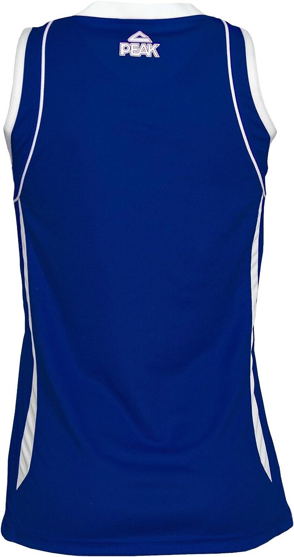 Peak Sport Europe Camiseta de Baloncesto para Mujer