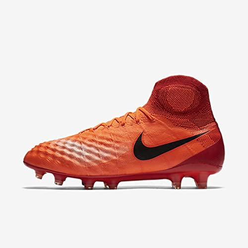 cheap for discount aa3ad df31d Nike Magista Obra II FG Mens Football Boots 844595 Soccer Cleats (UK 7 US 8
