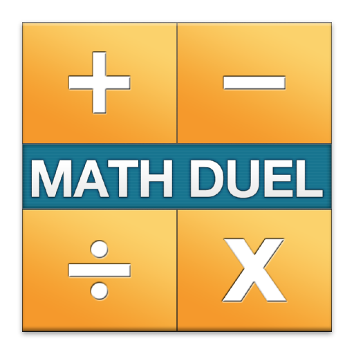 Math Duel - Two Player Split Screen Mathematical Game for Kids and Adult Brain Training - Addition, Subtraction, Multiplication and Division! (Math Apps For Teens compare prices)