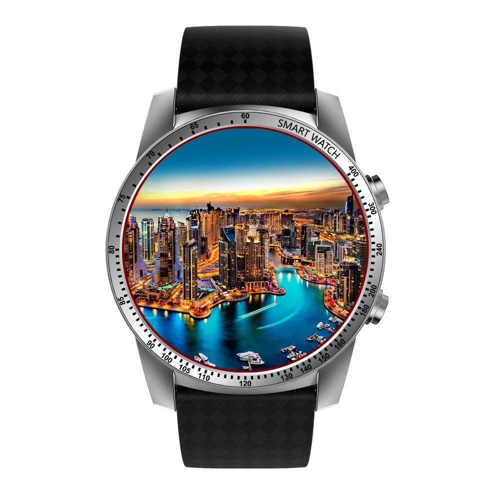 Amazon.com: KW99 Smart Watch 3G Bluetooth 4.0 Smartwatch ...