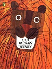 1, 2, 3, to the Zoo af Eric Carle
