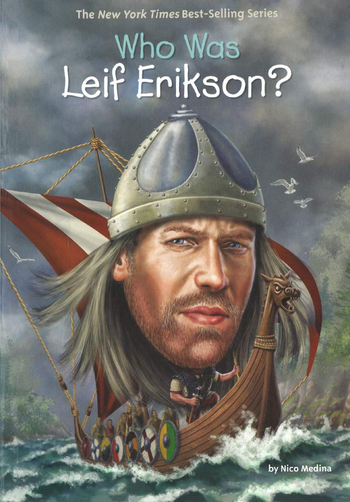 Download Who Was Leif Erikson? (Turtleback School & Library Binding Edition) PDF