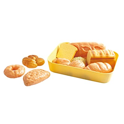 PlayGo Bread Set (10 Piece): Toys & Games