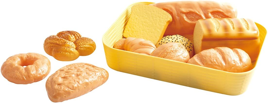 PlayGo Bread Set (10 Piece)