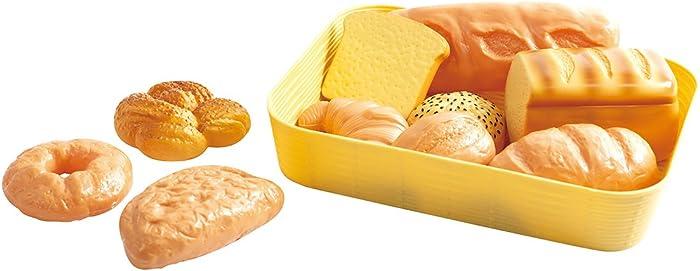 PlayGo Bread Set (10 Piece)