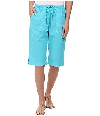 09bbff1880f Amazon.com  Fresh Produce Women s Park Avenue Pedal Pusher  Clothing