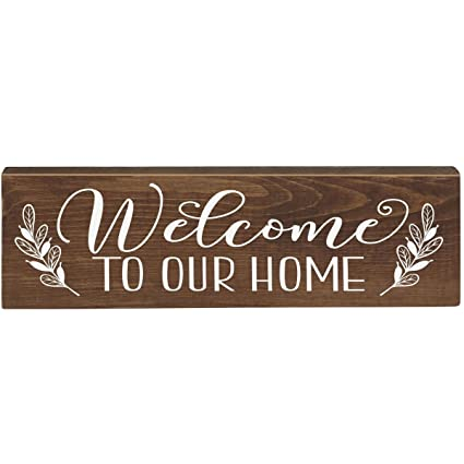 amazon com lifesong milestones welcome to our home inspirational