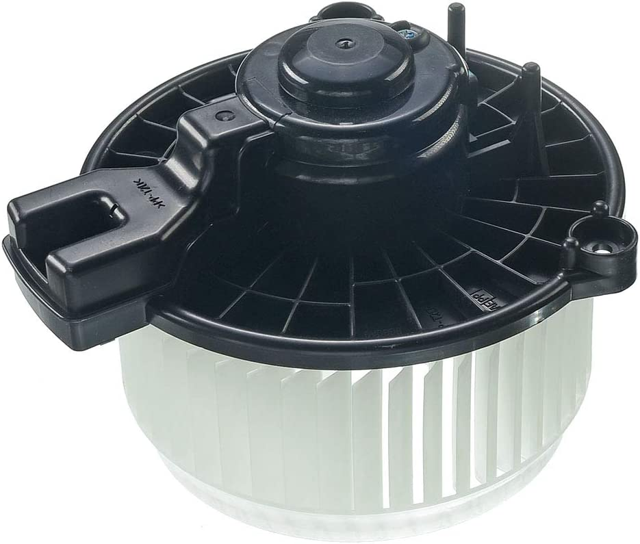 A-Premium Heater Blower Motor with Fan Cage Replacement for Honda Fit 2009-2013 I4 1.5L