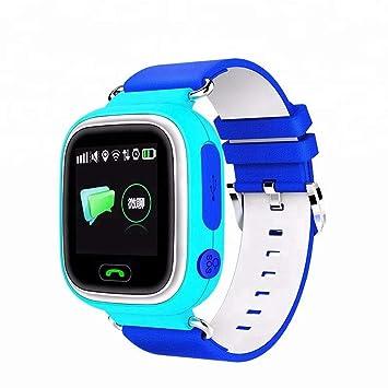 Amazon.com: ILYO Smart - Reloj inteligente para niños ...