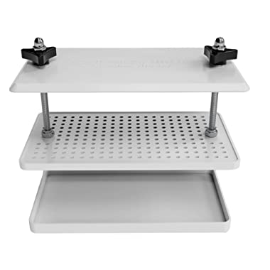 Simple Drip Tofu Press – Easily Removes Water from a Tofu Block. Includes a Built in Tofu Strainer and Attachable Drip Tray