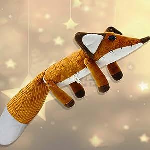 NIDMIDO The Little Fox Prince Fox Stuffed Plush,Kids Birthday/Xmas Graduation Gift 20-Inch