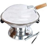 Kuber Industries Aluminium Multi Purpose Oven, Gas Tandoor,Barbeque Griller/Bati/Pizza Maker Set of 1 Pc -CTKTC6033