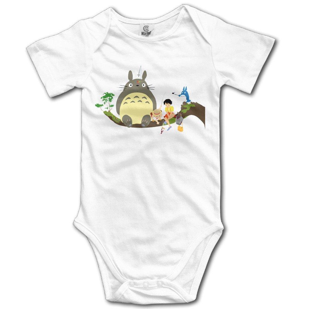 KSHMD Suit My Neighbor Totoro Lovely Baby Onesie Toddler Romper
