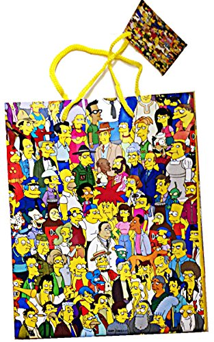 the-simpsons-cartoon-cast-gift-bag-small-gift-wrap-bag-pack-of-6