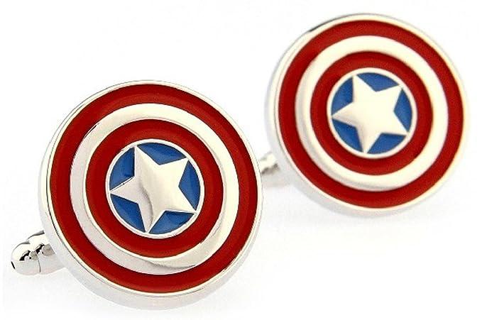 Amazon.com: Capitán América desgaste Formal con caja de ...