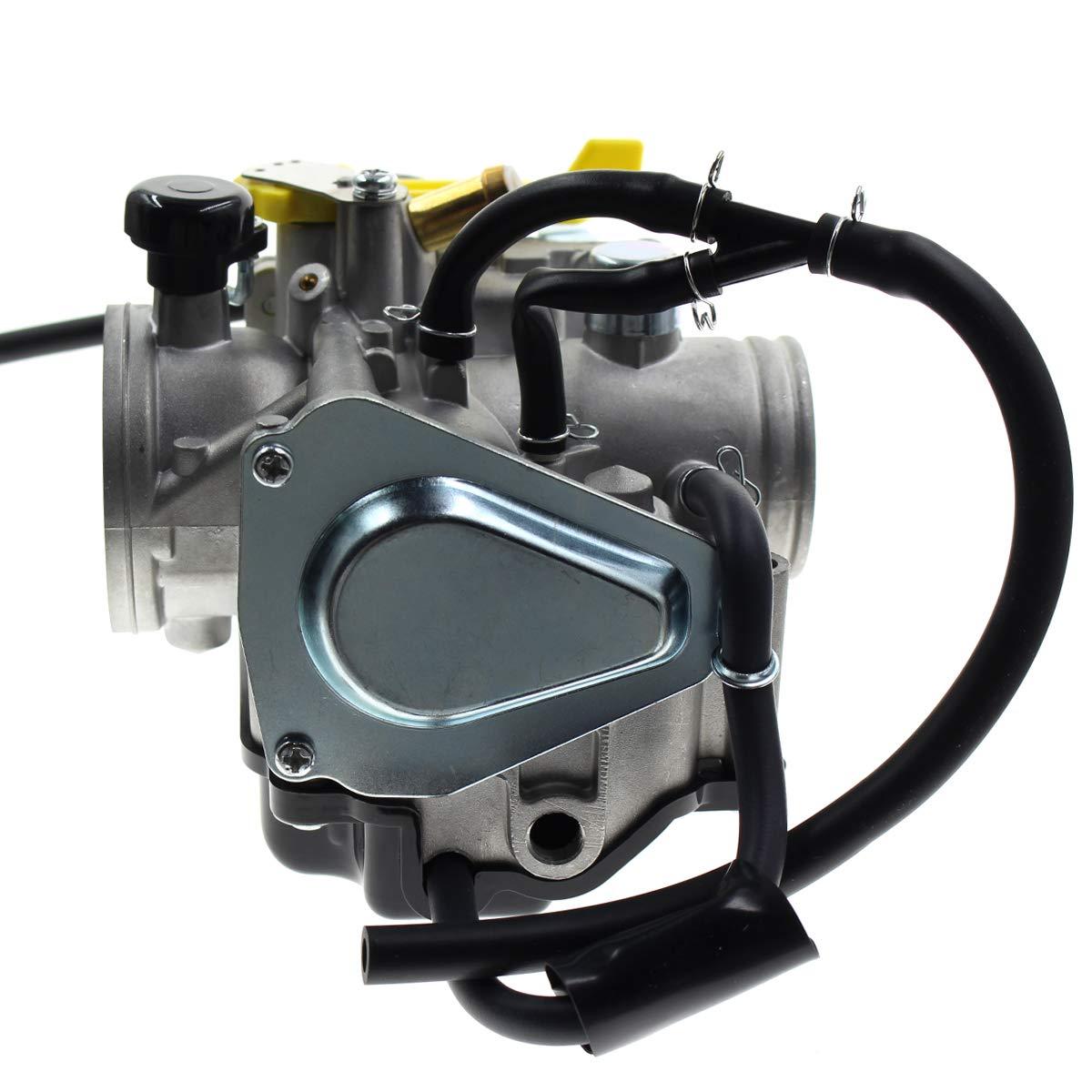 Carbhub 16100-HN1-A43 Carburetor for Honda TRX400 Sportrax 400 1999-2015 ATV Carb 16100-HN1-A43