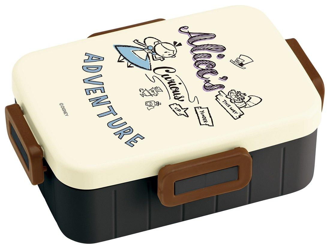 Skater (SKATER) Alicia en el país de las con maravillas con las licencia oficial (caja de Bento) con título:Alice 's Curious Adventure 2fd2c6