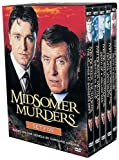 Midsomer Murders: Set Five (The Killings at Badger's Drift / Written in Blood / Death of a Hollow Man / Faithful unto Death / Death in Disguise) by Acorn Media