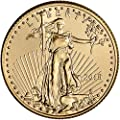 2018 American Gold Eagle (1/4 oz) $10 Brilliant Uncirculated US Mint