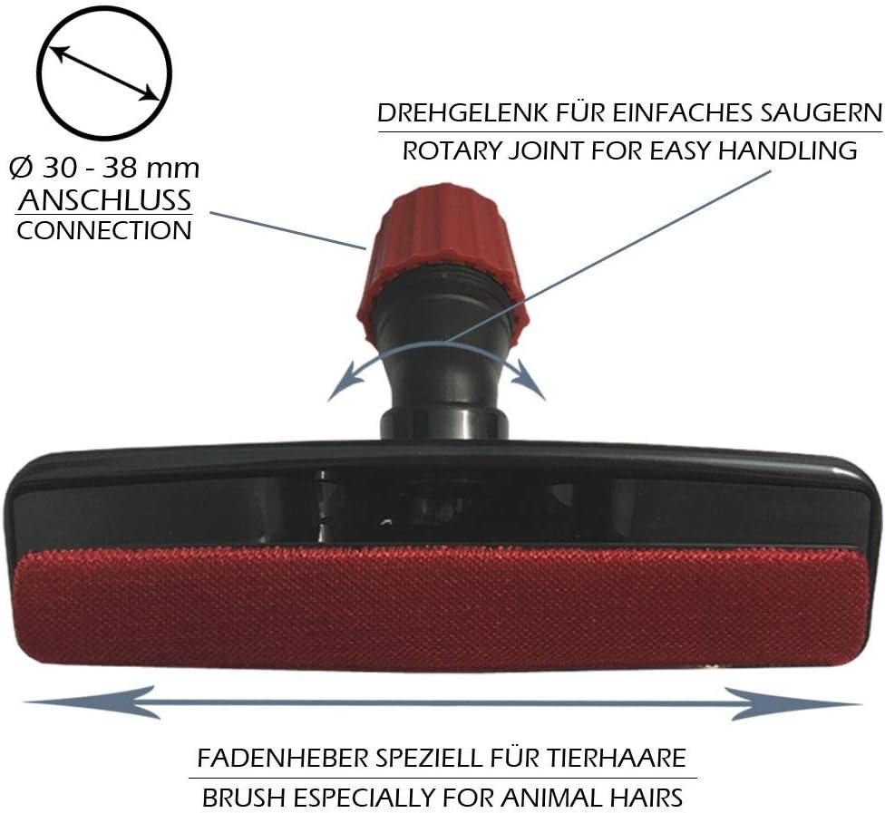 BSN1810 Shop Vac Hobby 24 Nilfisk-Alto C 220 Compact XXL Brosse daspirateur Pour Bosch BSN 1810 Hoover SC 69 Audio