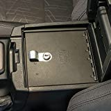 Toyota Tacoma 2016-Current Security Console Insert