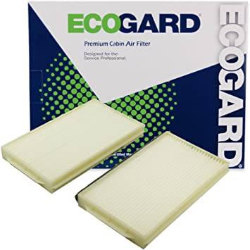 ECOGARD XC35643 Premium Cabin Air Filter Fits Mazda 6 2003-2008