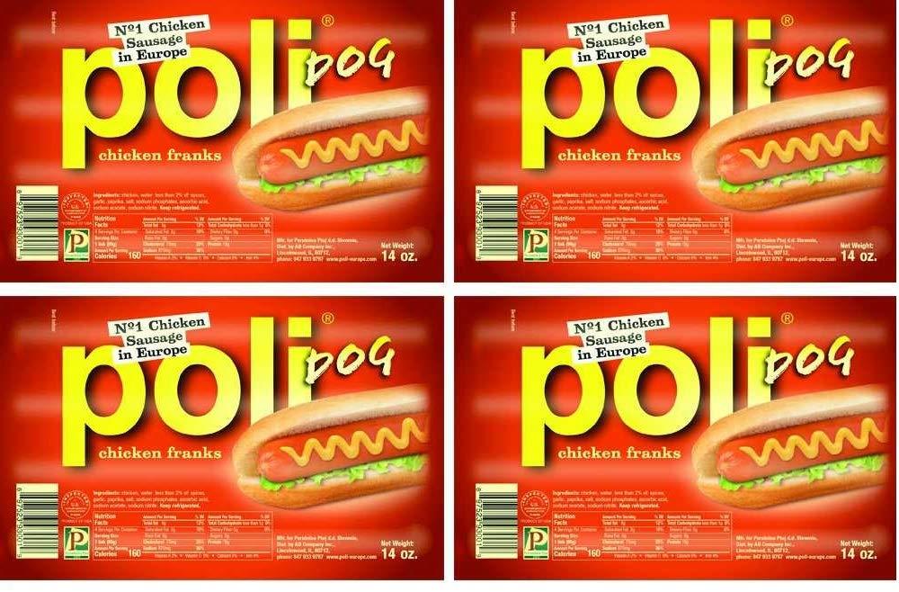 POLI Chicken Franks