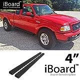 running board ford ranger - eBoard Running Boards Black 4