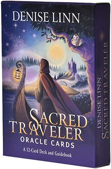 Inspiration Spiritual Gift Spirit Coloring,Self-Improvement Meditation Yoga Coloring Book Oracle Card Deck Spiritual Art Guidebook
