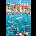 The New Yorker, July 21st 2014 (Nicholas Lemann, Rachel Aviv, George Packer) | Nicholas Lemann,Rachel Aviv,George Packer