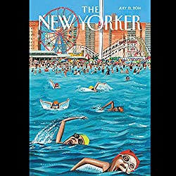 The New Yorker, July 21st 2014 (Nicholas Lemann, Rachel Aviv, George Packer)