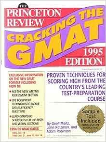 princeton review gmat book pdf