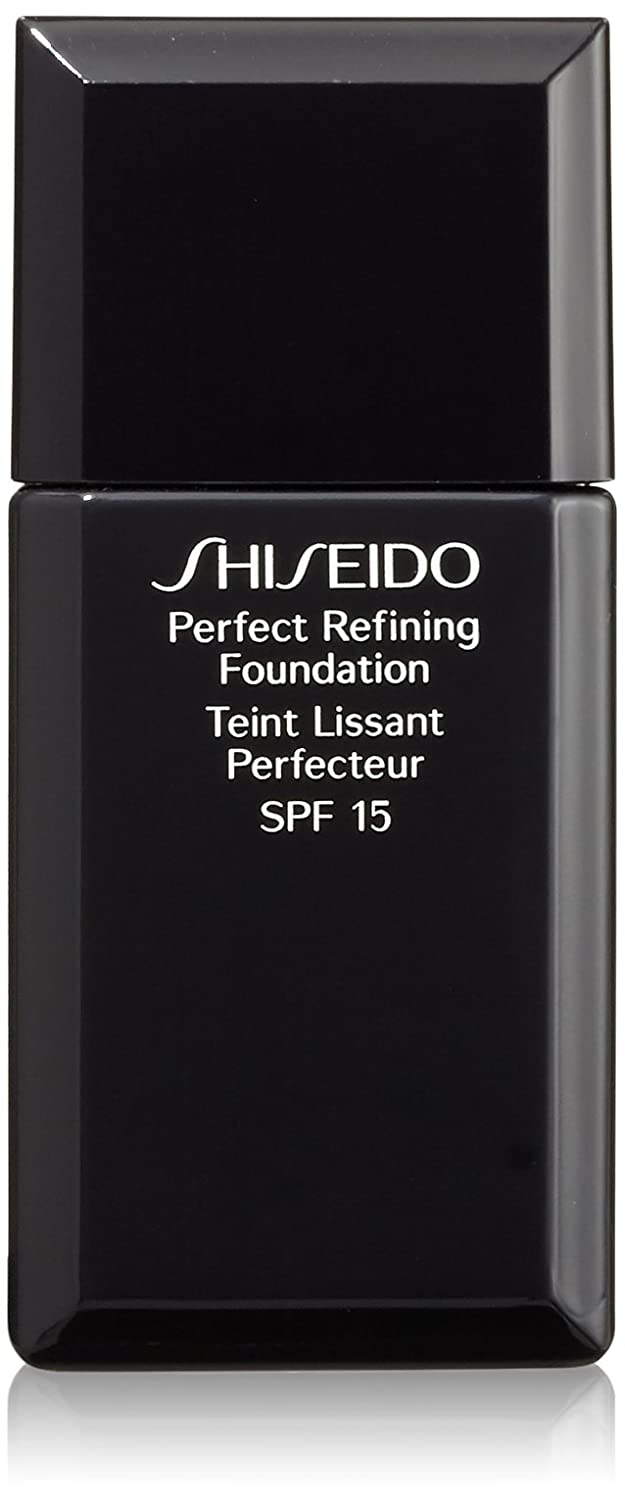 Shiseido/Perfect Refining Foundation Spf 16 (I 60) 1.0 Oz (30 Ml)