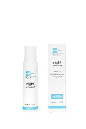cicamed night antioxidant