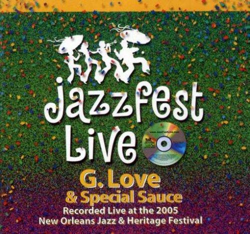 Live at Jazzfest 2005 by Munck Mix