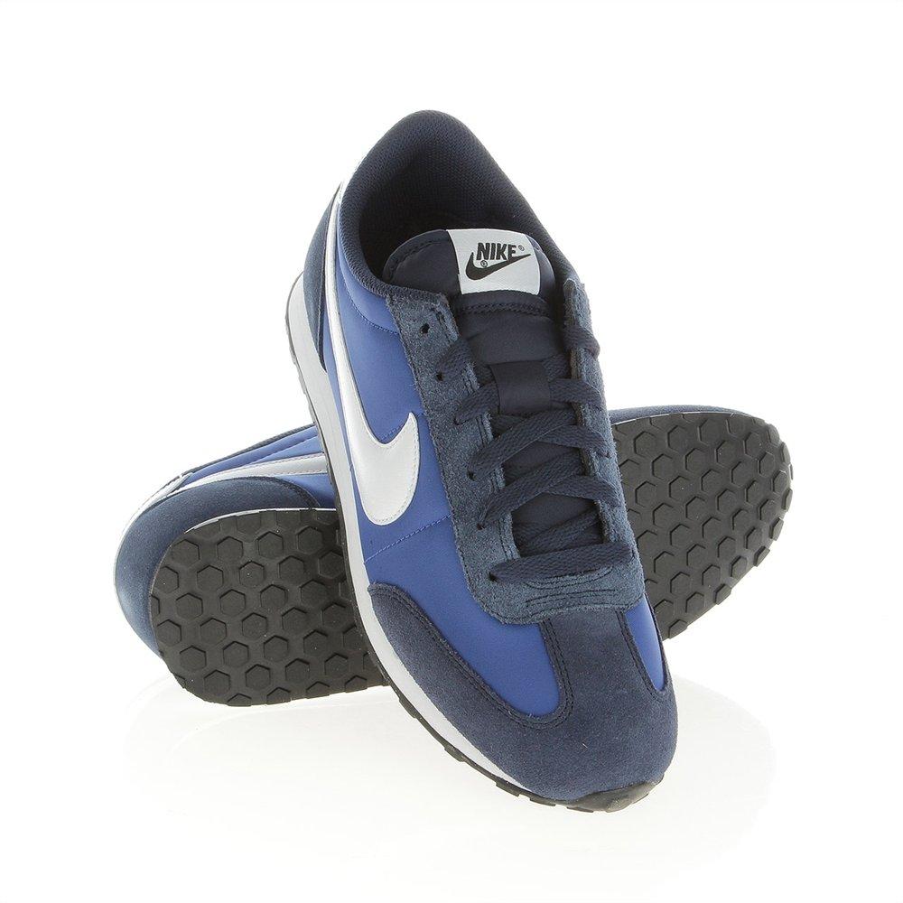 Nike Mach Runner - Zapatillas de Atletismo y Running para Hombre, Talla 41 EU|Azul Marino