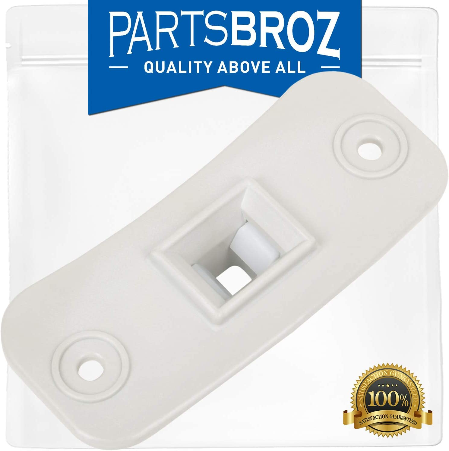 4027EL1001A Door Latch Assembly for LG Dryers by PartsBroz - Replaces Part Numbers AP4437430, 1266807, AH3522843, EA3522843, PS3522843