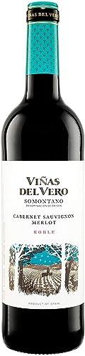 Oferta amazon: Viñas Del Vero Tinto Cabernet-Merlot - Vino D.O. Somontano – 750 ml
