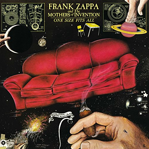 Vinilo : Frank Zappa - One Size Fits All (LP Vinyl)